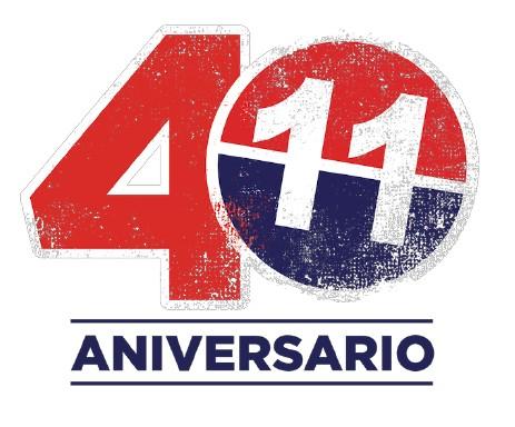 Resultado de imagen para 40 aniversario prd